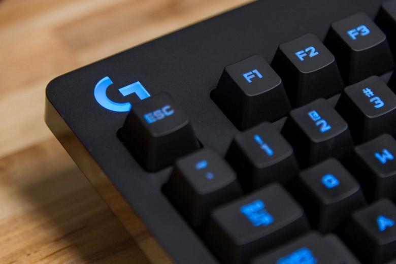 Продажи игровых устройств Logitech выросли на 41%
