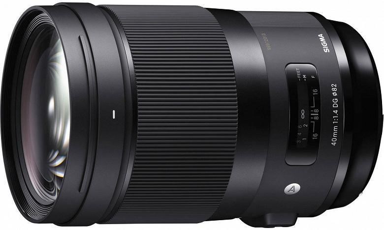 Названа дата начала продаж объективов Sigma 40mm F1.4 DG HSM | Art и Sigma 56mm F1.4 DC DN Contemporary