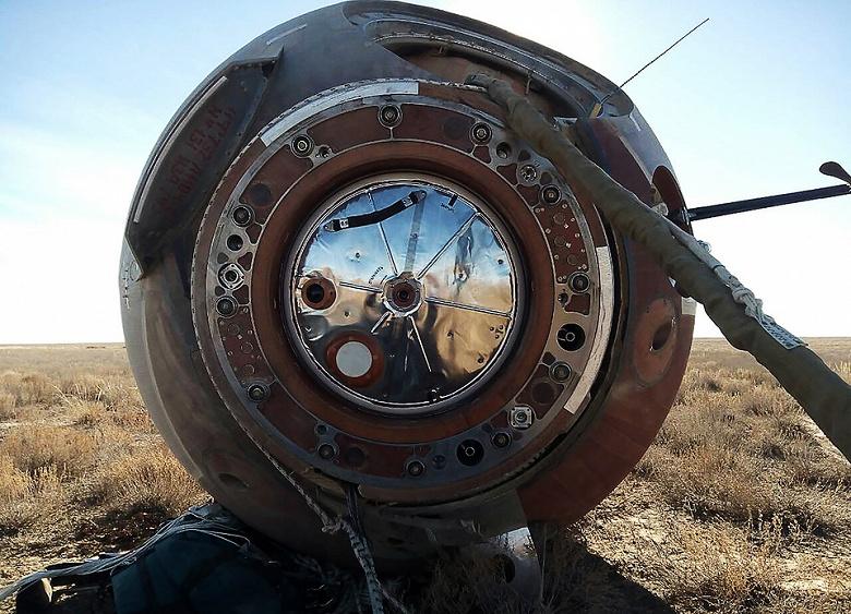 Названа официальная причина недавней аварии корабля «Союз»
