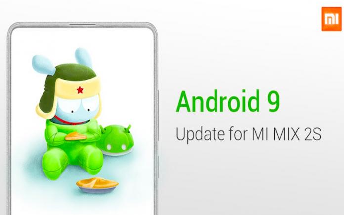 Первый смартфон Xiaomi получил стабильное обновление Android 9.0 Pie