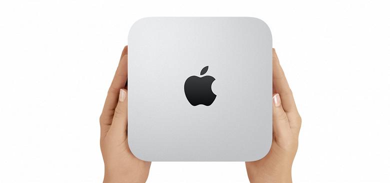 Новый ПК Apple Mac mini может быть переориентирован на профессионалов
