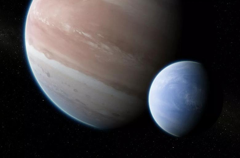 Астрономы впервые обнаружили спутник у планеты вне Солнечной системы