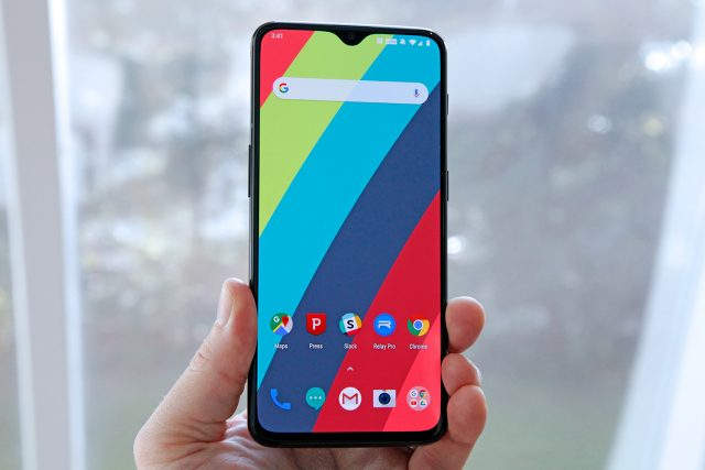 The owners of OnePlus 6 received an enhanced OnePlus 6T camera and other innovations