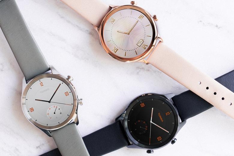Ремонт умных часов Ticwatch в Питере