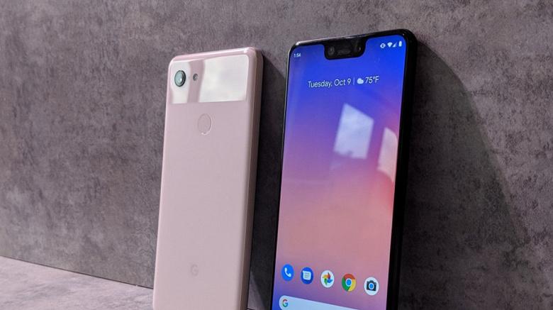 Смартфон Pixel 3 XL может получить звание носителя лучшего экрана на рынке