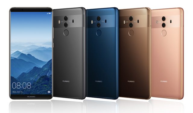 Huawei Mate 10 получил прошивку EMUI 9.0 на базе Android 9.0 Pie