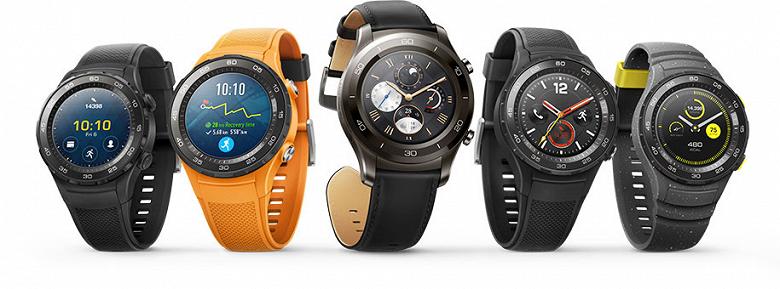 Huawei Watch и Huawei Watch 2 получили обновление Wear OS
