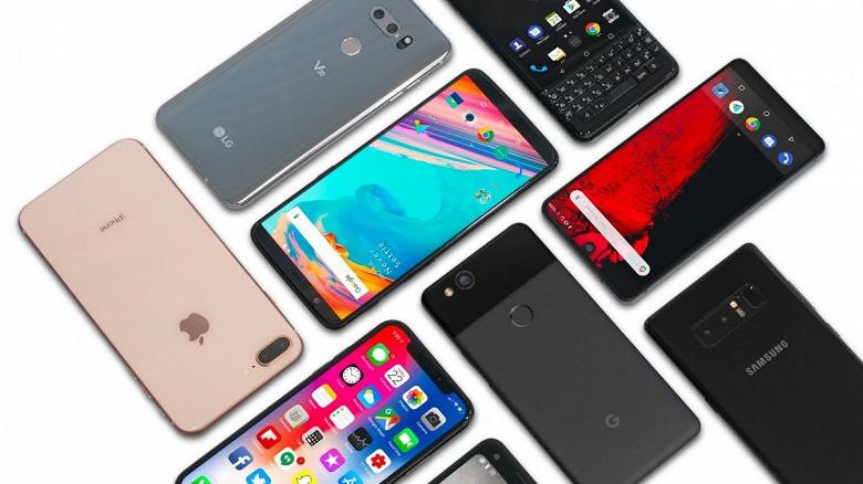 Россияне стали больше тратить на смартфоны