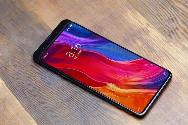 Названа дата анонса безрамочного смартфона-слайдера Xiaomi Mi Mix 3