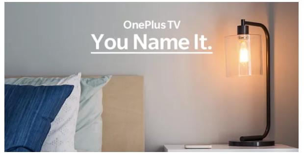 Стало известно, в какой стране изначально появятся телевизоры OnePlus TV