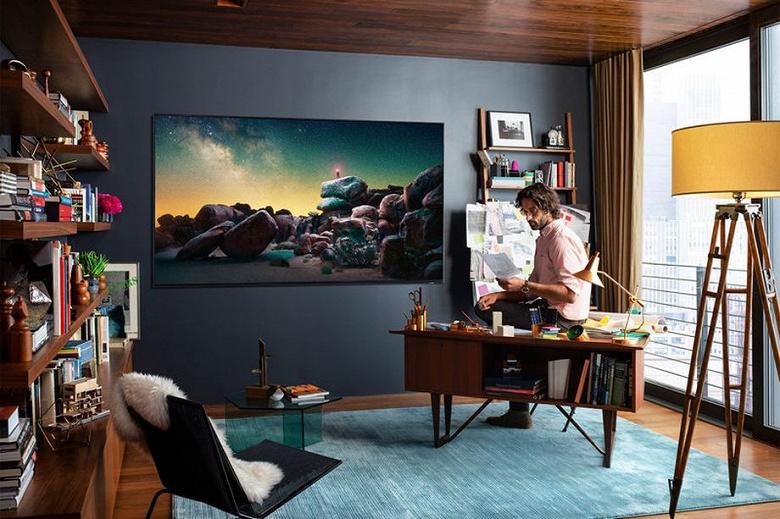 Открылись предварительные заказы на 85-дюймовый телевизор Samsung с разрешением 8K
