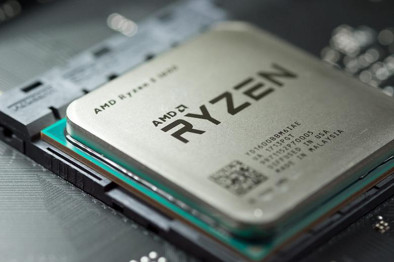 AMD хвалится продажами CPU Ryzen в своём квартальном отчёте
