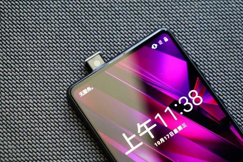 Фото дня: прототип смартфона Xiaomi Mi Mix с выдвигающейся фронтальной камерой
