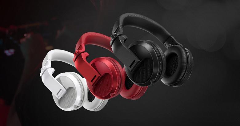 Наушники Pioneer DJ HDJ-X5BT оснащены интерфейсом Bluetooth