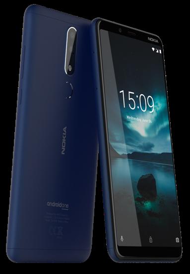 Nokia 3.1 Plus стал самым дешёвым смартфоном Nokia с двойной камерой
