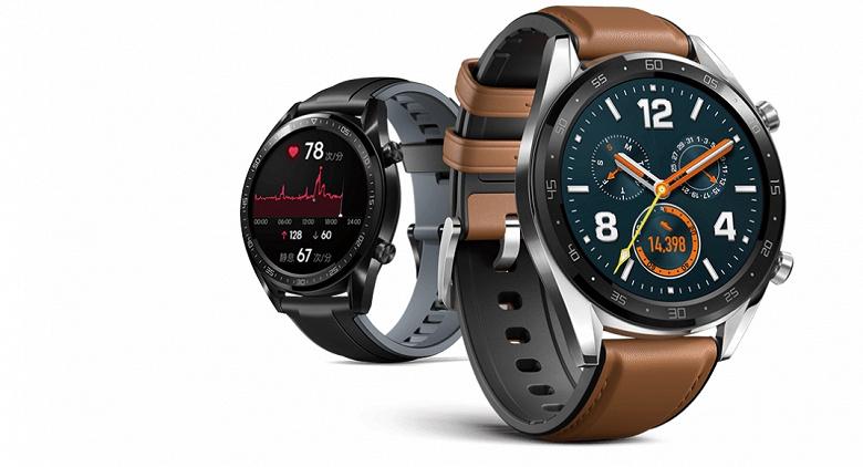 Спортивные часы Huawei Watch GT полностью рассекречены до анонса