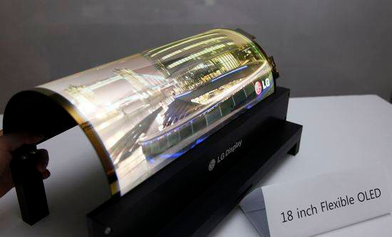 LG хочет выпустить самый интересный смартфон со сгибающимся экраном