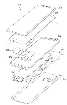 Подэкранный дактилоскопический датчик в новом флагмане Samsung подтвержден