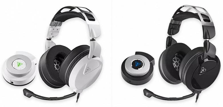 Комплекты Turtle Beach Elite Pro 2 + SuperAMP позволяют слушать музыку со смартфона и отвечать на звонки, не выходя из игры