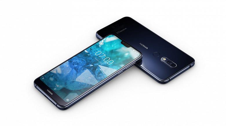 Смартфон Nokia 7.1 с двойной камерой Zeiss приходит в Россию