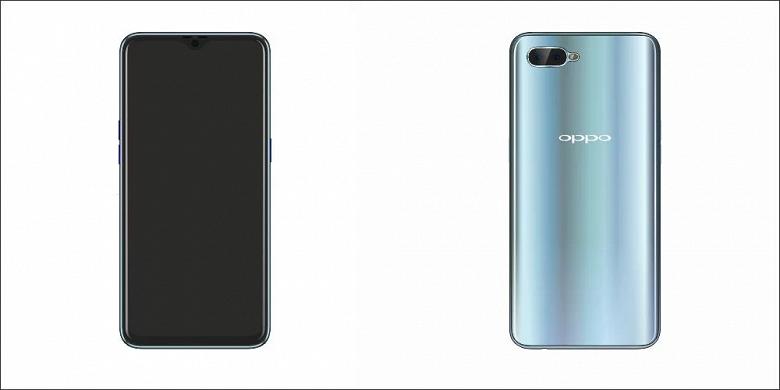 Смартфон Oppo R15X