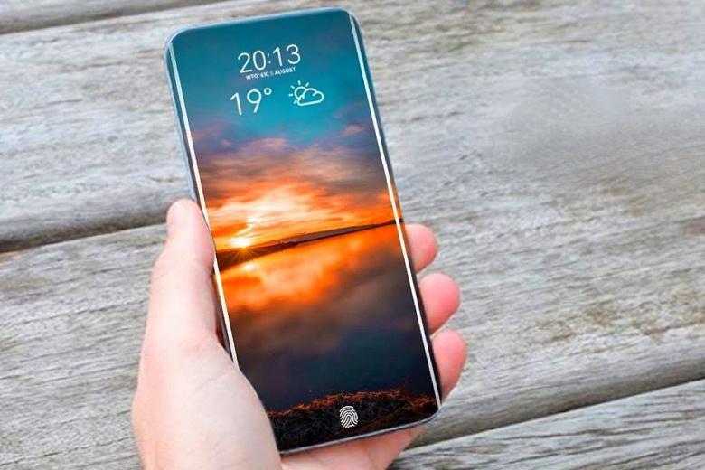 Флагманский смартфон Samsung Galaxy S10 сравнится по безрамочности с Oppo Find X с выдвижными камерами