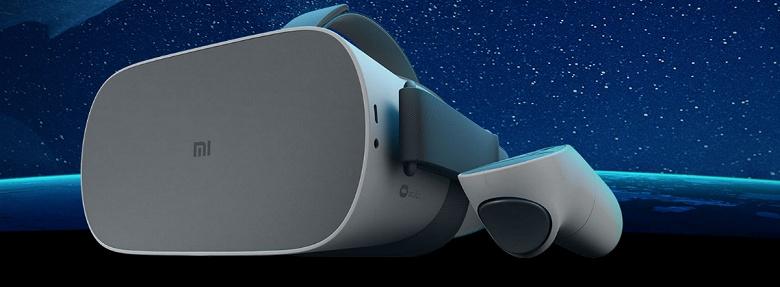 Гарнитура Xiaomi Mi VR Standalone поступила в продажу по цене 215 долларов