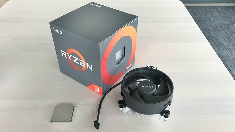 Гибридный процессор Ryzen 3 PRO 2100GE порадует низким TDP