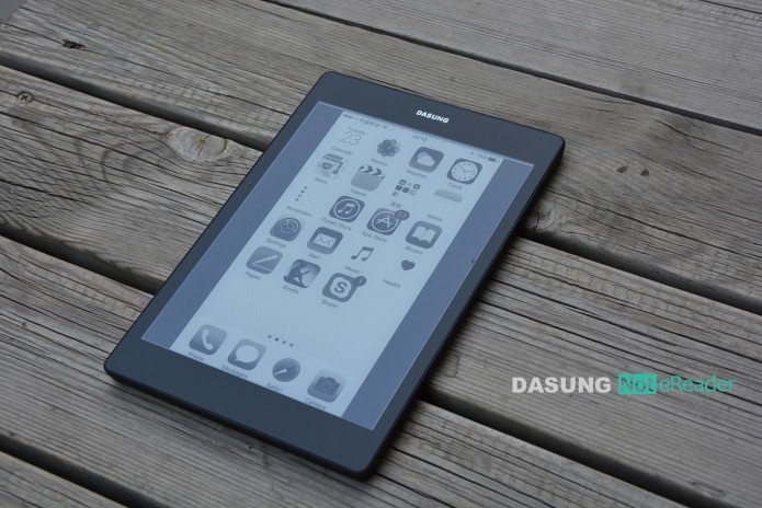Dasung Not-eReader — и электронная книга, и планшет, и монитор для вашего смартфона