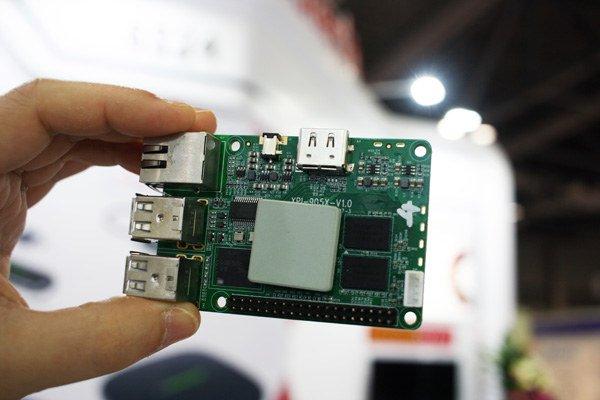Одноплатный ПК Geniatech XPI-S905X получит четыре порта USB