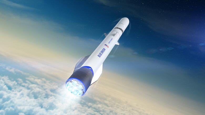 Blue Origin получила от ВВС США 500 млн долларов на разработку 95-метровой ракеты New Glenn