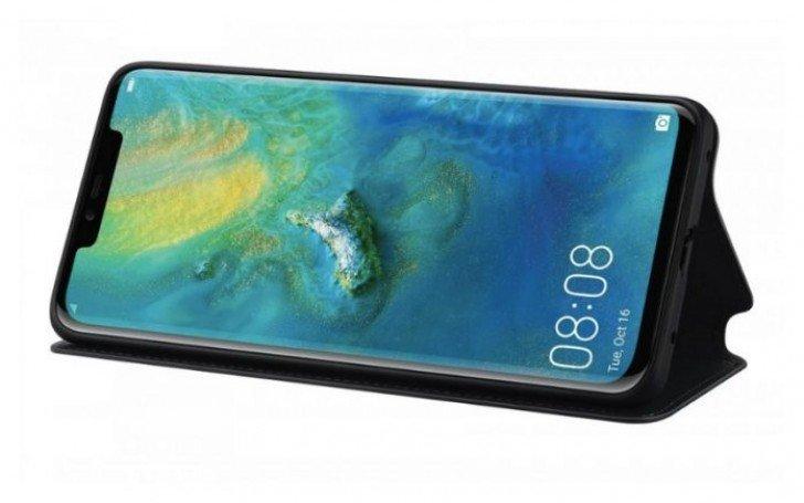 Представлены флагманские мобильные телефоны  Huawei Mate 20 иMate 20 Pro