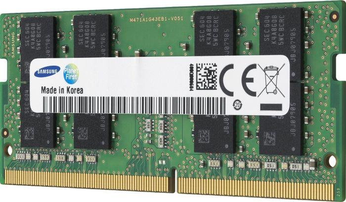 Модули оперативной памяти Samsung DDR4 SO-DIMM объёмом 32 ГБ пока не радуют ценой