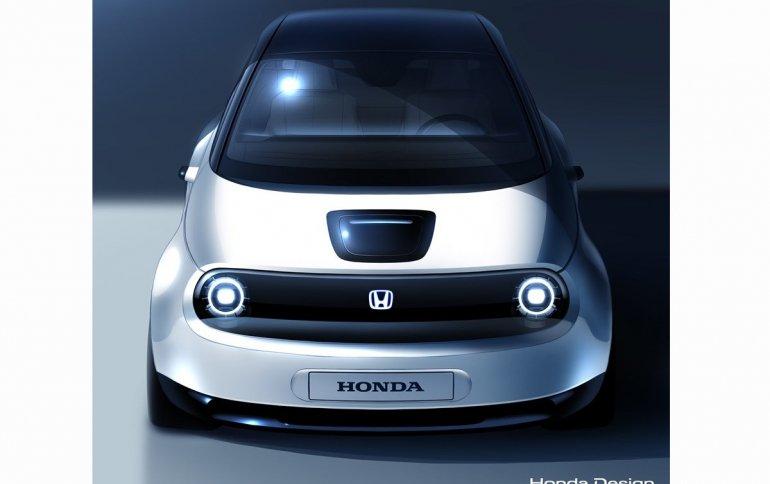 В марте Honda представит прототип нового электромобиля