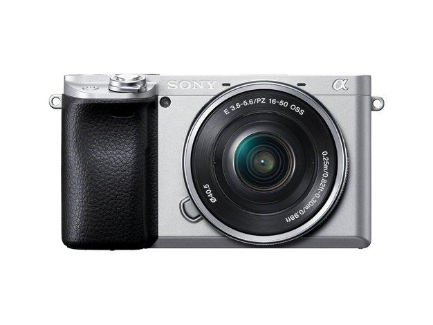 На японском сайте Sony замечен серебристый вариант камеры a6400