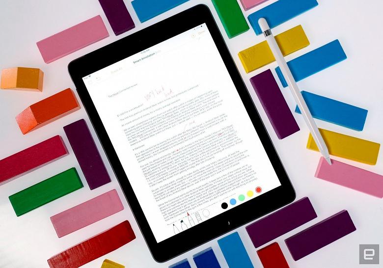 Новые недорогие iPad обойдутся без Face ID