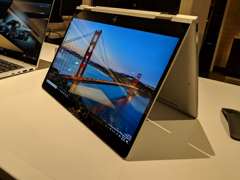 Ноутбук HP EliteBook x360 830 G5