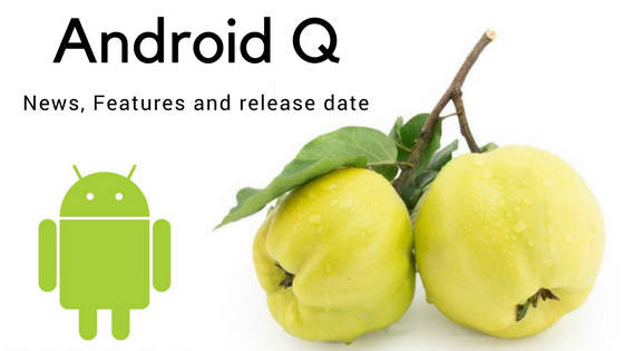 Первая версия Android 10 Q выйдет в мае