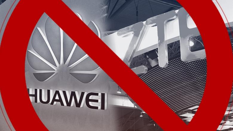 В США готовится новый законопроект, направленный против Huawei и ZTE