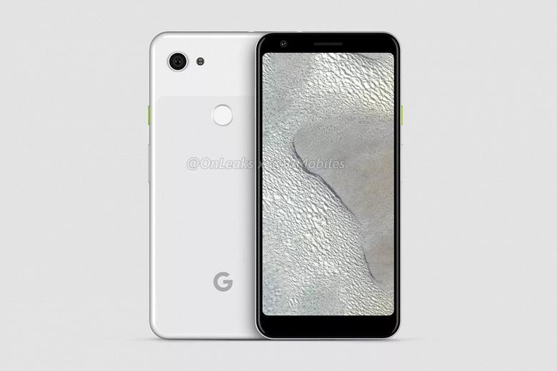 Удивительно, но смартфон Google Pixel 3 Lite XL получит больше оперативной памяти, чем старшая модель