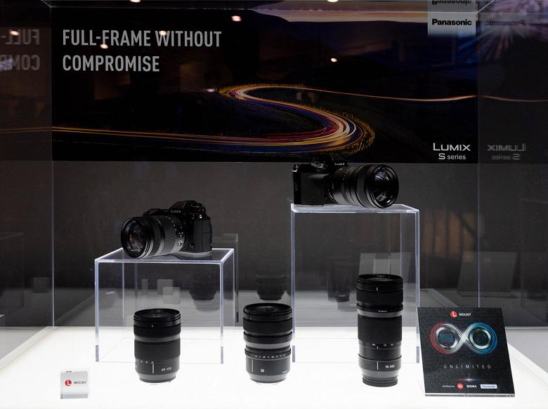 Названа предположительная дата анонса полнокадровых беззеркальных камер Panasonic Lumix S1 и S1R