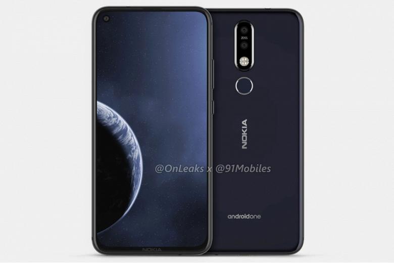 Nokia 8.1 Plus и Nokia 6.2 — это один и тот же смартфон