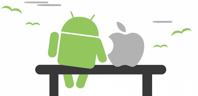 Лояльность пользователей к Android и iOS никогда не была столь высока