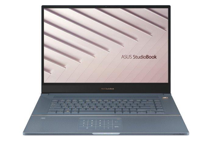 Asus StudioBook S W700 — достаточно тонкая и лёгкая мобильная рабочая станция в алюминиевом корпусе