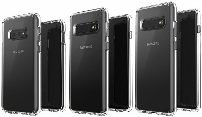 Стали известны цены флагманских смартфонов Samsung Galaxy S10: от 780 евро за Galaxy S10 Lite до 1600 евро за Galaxy S10+