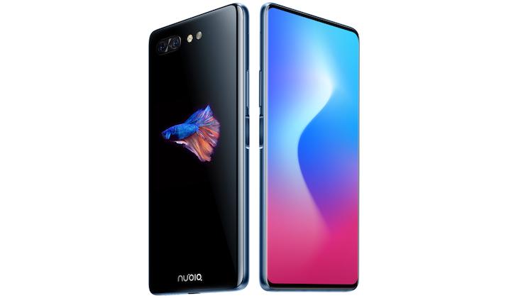 Nubia тоже выпустит 5G-смартфон в 2019 году