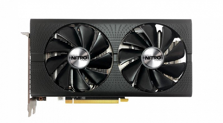 Ориентированная на добытчиков криптовалюты видеокарта Sapphire Radeon RX 570 с 16 ГБ памяти представлена официально