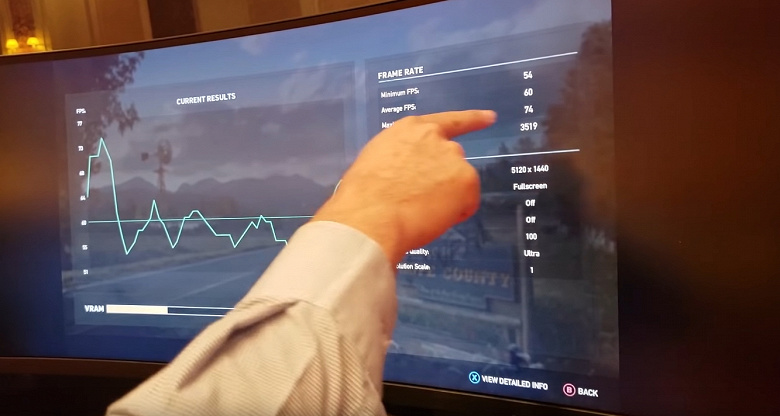 В игре Far Cry 5 видеокарта Radeon VII действительно выступает на равных с GeForce RTX 2080