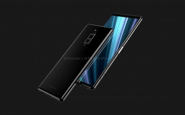 В сети появился список характеристик флагманского смартфона Sony Xperia XZ4