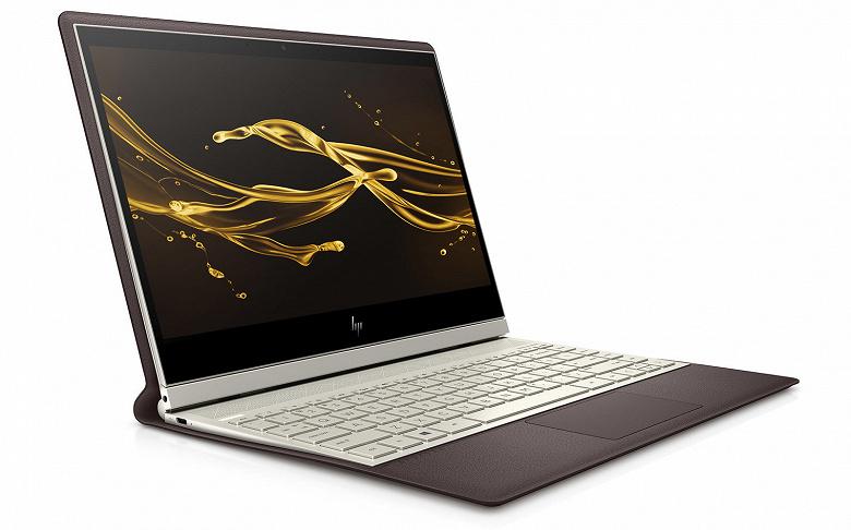 Кожаный планшет HP Specter Folio обзавелся экраном 4К
